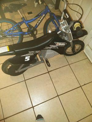 Razor gocart/dirt bike for Sale in Port Allen, LA