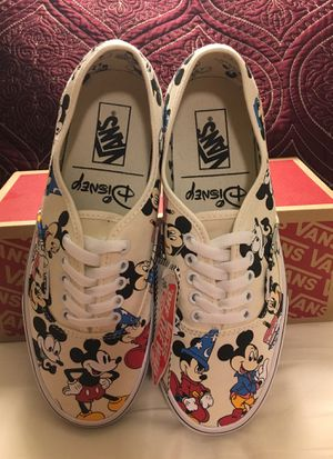 Disney Mickey Mouse Vans for Sale in Tustin, CA