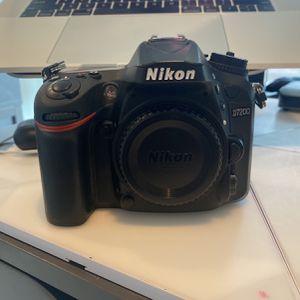 Nikon D7200 - DSLR - Body only for Sale in Seattle, WA