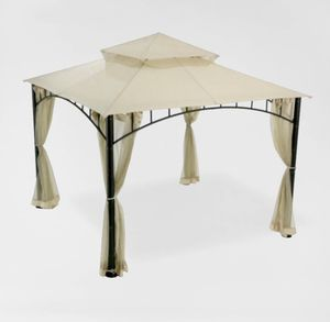 Replacement Canopy for Patio Garden Backyard Gazebo Shade Tent for Sale in Las Vegas, NV