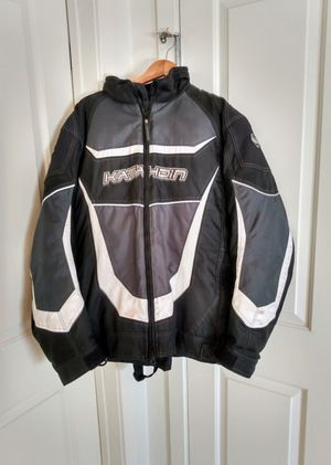 Katahdin Extreme Gear Men's Snowmobile Jacket and Bob Snow Pants - Size L for Sale in Lowell, MA