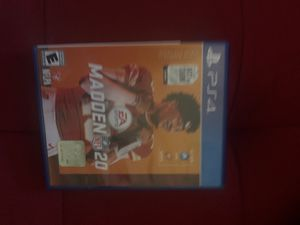 Madden 20 for Sale in Cudahy, CA