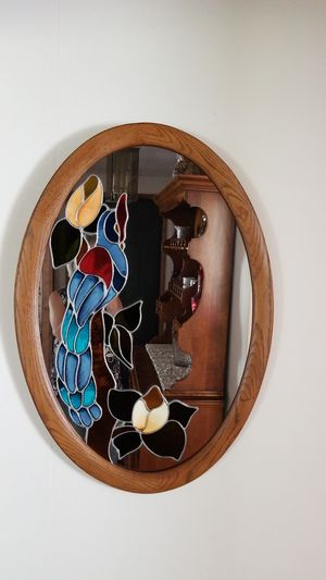 Stained glass wall mirror for Sale in Bothell, WA