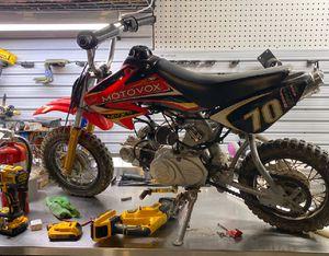 70cc Apollo dirt bike for Sale in Powder Springs, GA