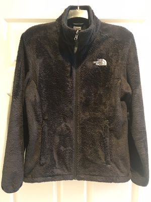 The North Face Black Fleece Osito Jacket Women's Medium for Sale in Herndon, VA