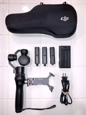 DJI Osmo Handheld 4K Camera and 3-Axis Gimbal Zenmuse X3 for Sale in Encinitas, CA