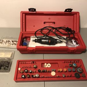 Craftsman Rotary Tool And Accessories for Sale in Portland, OR