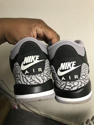 Jordan 3's for Sale in Gaithersburg, MD