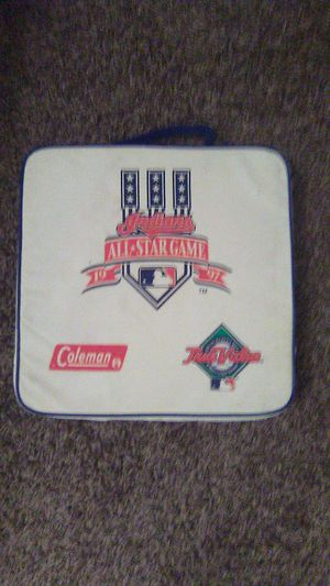 Cleveland Indians All Star Game Seating Pad for Sale in Tempe, AZ