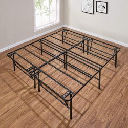 King Platform Bed Frame for Sale in Waco,  TX