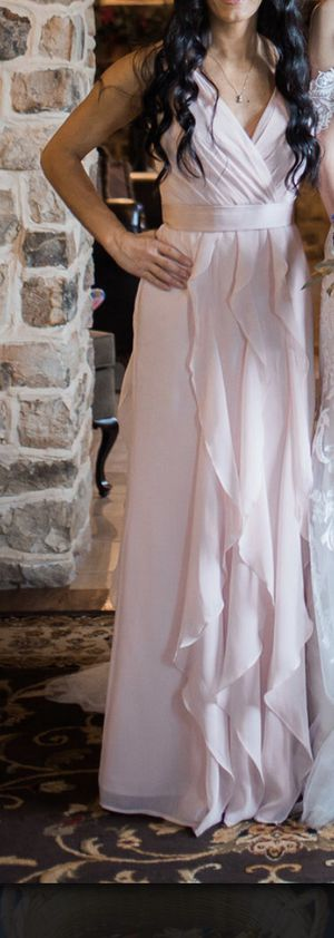 Vera Wang White Bridesmaid Dress for Sale in Greenville, NC