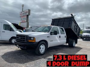 2001 Ford Super Duty F-350 DRW for Sale in St.Petersburg, FL