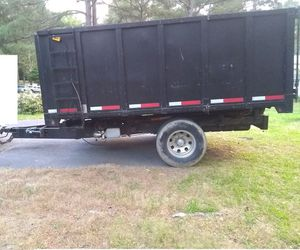 8x12x4 Dump Trailer Beast for Sale in Knightdale, NC