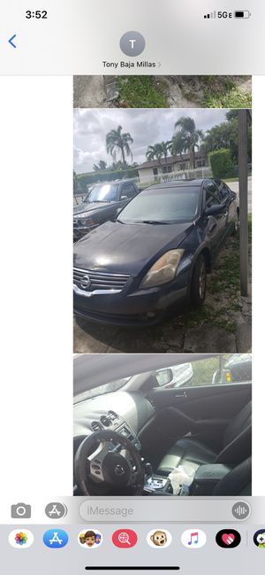 Nissan Altima for Sale in Hollywood, FL