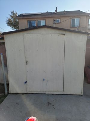 Shed 8x6 for Sale in Compton, CA