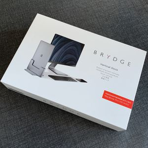 "💻 BRYDGE Vertical MacBook Pro 13"" Thunderbolt 3 Doc - for Sale in El Cajon, CA"