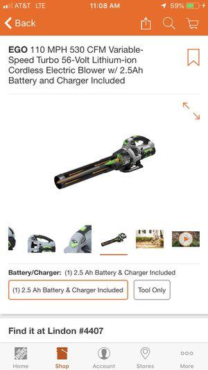 Leaf blower for Sale in Orem, UT