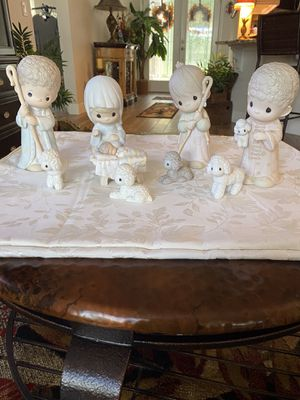 Precious Moments Nativity Set for Sale in Leesburg, FL