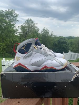 Jordan 7 For The Love Of The Game for Sale in Eighty Four, PA