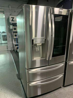 Smart Instaview LG refrigerator for Sale in Livonia, MI
