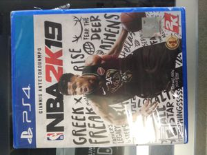 PS4 nba 2k19 for Sale in Dallas, TX