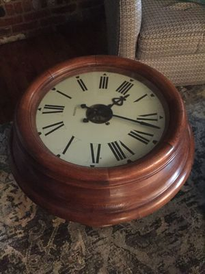 Antique wind up table clock for Sale in McKnight, PA