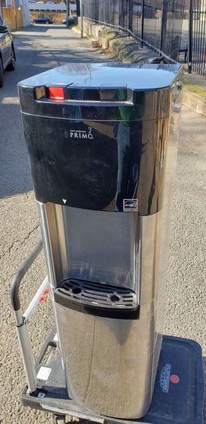 PRIMO Bottom Loading Hot Cold Water Dispenser 900157 for Sale in Washington, DC