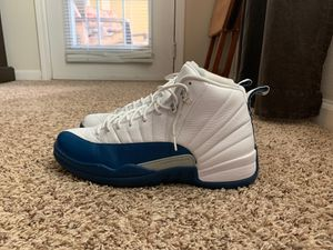 French Blue Jordan 12 (Men's) for Sale in Durham, NC