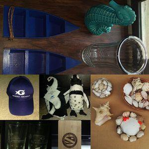 Beach and aquarium decor / items for Sale in Marietta, GA