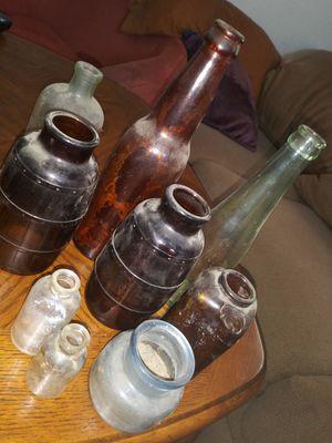 8 Antique Bottles for Sale in Anaheim, CA