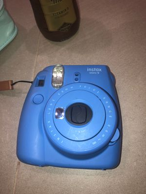 Instax camera no film included for Sale in Glenwood, OR