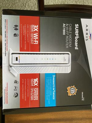 Cable modem Arris SBG6900-AC for Sale in Middleburg, FL