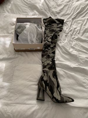 Thigh high boots for Sale in Boston, MA