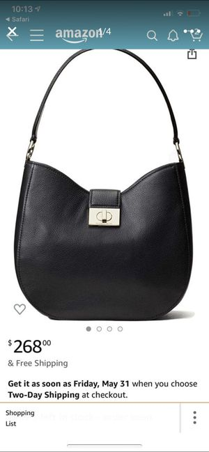 Kate spade authentic handbag brand new with tags for 150$ only great deal for Sale in Bellevue, WA