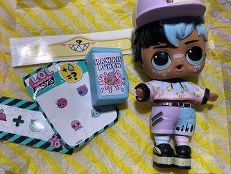 Lol Surprise Boy Series 4 for Sale in Stockton,  CA