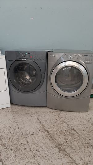 Whirlpool duet Washer and gas dryer for Sale in Arvada, CO
