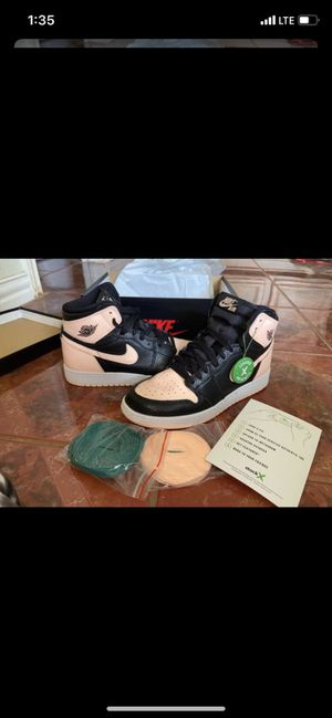 Nike Air Jordan 1s retro high og gs leather for Sale in Georgetown, TX