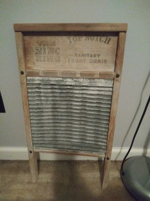 Vintage washboard for Sale in Indianapolis, IN