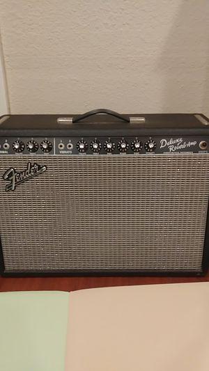 Fender Deluxe Reverb RI *Modded w/ Gain Knob* for Sale in Whittier, CA