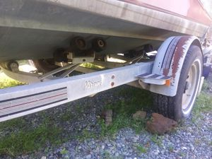 20 foot boat trailer for Sale in Bowie, MD