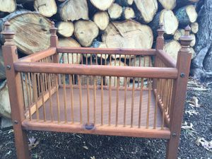 Doll crib for Sale in Freetown, MA