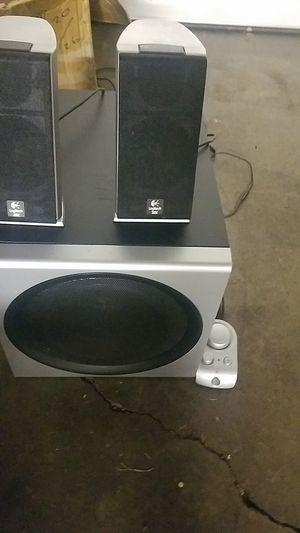 Logitech speakers for Sale in Hoffman Estates, IL