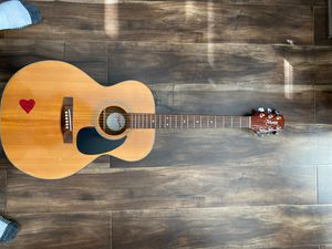 Takamine Acoustic Guitar for Sale in Houston, TX