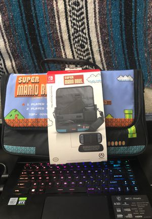 Nintendo Switch Everywhere Messenger Bag for Sale in Dallas, TX