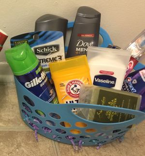 personal care basket for Sale in Baltimore, MD