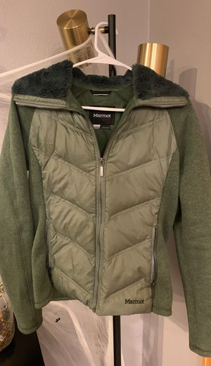 Women's Marmot Down Jacket Small for Sale in Golden, CO