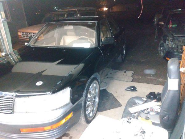 Ls 400 Lexus 91