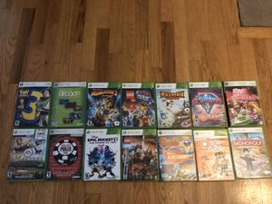 Xbox 360 Family Game set for Sale in Thornton, CO