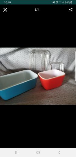 Pyrex Storage VINTAGE Set for Sale in Lacey,  WA
