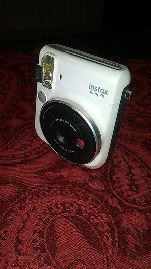 Instax mini 70 camera for Sale in Palmetto, FL